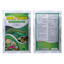 - Thuốc trừ sâu sinh học Halt 5WP