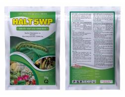 Thuốc trừ sâu sinh học Halt 5WP