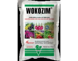 Phân bón lá hữu cơ sinh học Wokozim