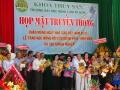 Vinhthinh Biostadt mừng ngày nhà giáo Việt Nam 20-11 tại trường Đại học Nông Lâm TP.HCM