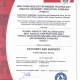 Vinhthinh Biostadt Aquaculture Hatchery has received the BAP (Best Aquaculture Practice) and Global GAP (Global Good Agricultural Practice) Standard Certification