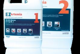 EZ - Artemia - Thức ăn thay thế 100% artemia trong sản xuất giống cá tôm