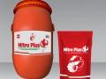 Nitro - Plus, chế phẩm sinh học đột phá khống chế hiệu quả vi khuẩn gây bệnh và giải quyết nhanh khí độc ao nuôi
